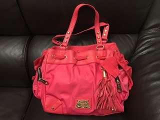 Juicy Couture Bag 九成新 袋