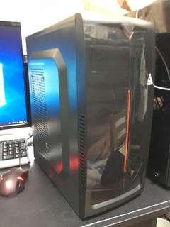 🚚 intel 4核 吃雞電競電腦
