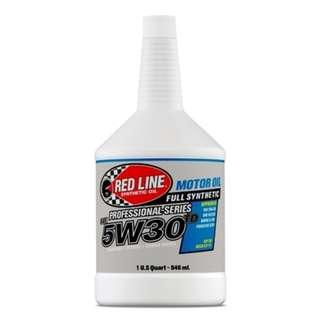 Red Line Professional-Series 5W30TD Motor Oil