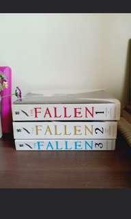 Fallen (book 1-3)