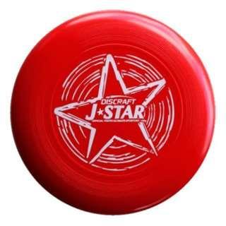 J Star 145g Discraft - Red