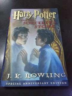 Harry Potter HB special anniversary ed.