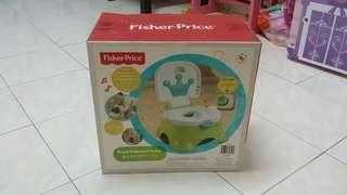 Year End Sales Fisher Price Royal Potty set