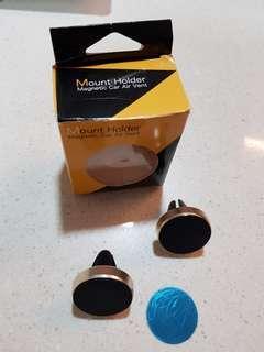 Magnetic Car Air Vent holder