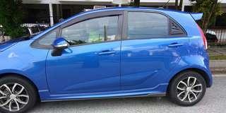 Proton Iriz Premium 1.6 (Auto) 2014