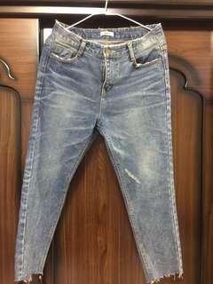 🚚 韓製牛仔褲