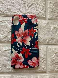 Iphone X Floral Case