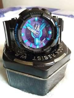 Authentic G-shock Ga110hc-1A