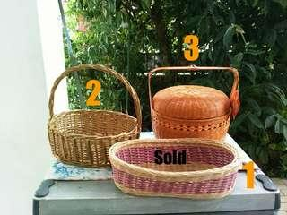 Baskets bonanza