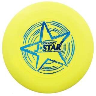 J Star 145g Discraft Frisbee - Yellow