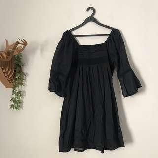 Goth Babydoll Dress