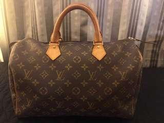 Preloved Louis Vuitton Speedy 40