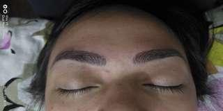 Home Service Permanent Make up .. microblading & Microshading..3D/6D Home Service