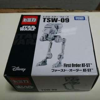 Free With Purchase Disney Star Wars Model Figurine
