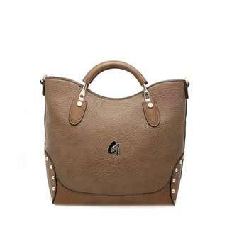 GatsuOne Bag Coklat NEW