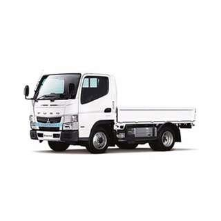 (RENTAL) Mitsubishi Canter 14 Footer 14 ft Truck / Lorry