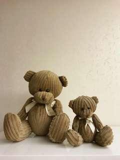 Mommy & Baby Teddy Bear