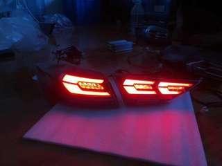 Hyundai Elantra AD LED tail Lights