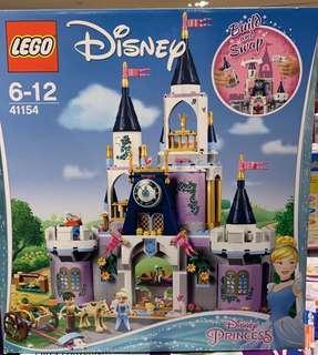 Cinderella Lego Castle
