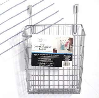 Over-the-cabinet Organizer
