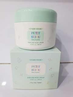 Etube House Petit Bijou Enriched Body Cream