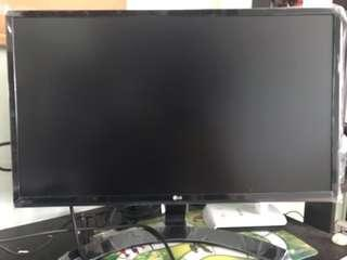 "LG 24MP59HT 24"" Monitor"