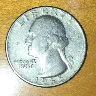 🚚 1965年美幣