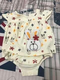 Baju bayi jumper