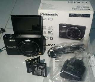 Kamera Panasonix Lumix SZ10
