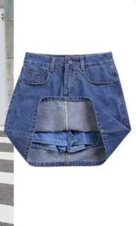 <全新>女裝牛仔裙褲<31~32碼>