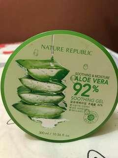 Preloved - Nature Republic Aloe Vera