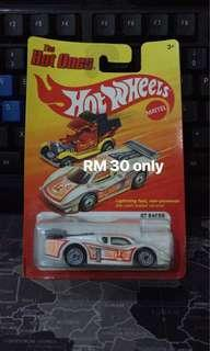 Limited edition hot wheel