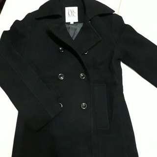 🚚 MK毛料雙排扣外套