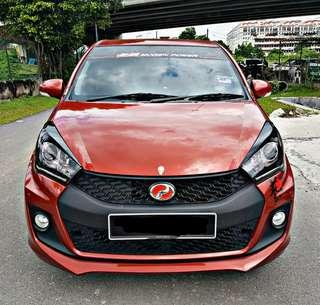 Perodua myvi 1.5 s.e 2017