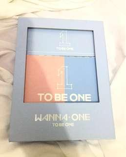 [SOLD] Wanna One TBO Sky Ver. Album