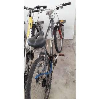 Admiralty antique bicycle for sell,full aluminium body