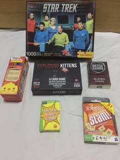 W FREE DRONE Board games take all package