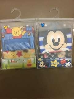 香港迪士尼防水飯衣