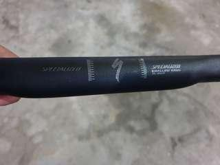 Specialized Expert Shallow Drop, alloy, 123x75mm