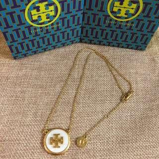 Tory Burch Vintage Pearl Necklace