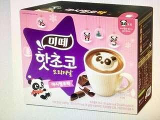 🇰🇷韓國Mitte 小熊朱古力飲品