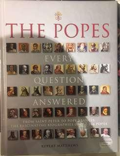 The Popes: Every questions answered by Rupert Matthews
