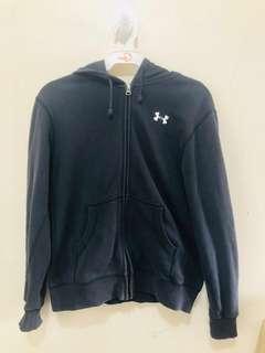 Under armour navy blue jacket