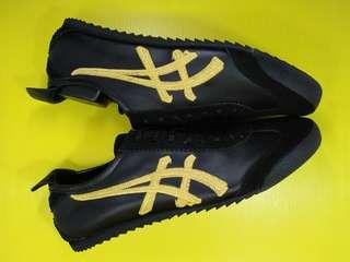 "ASICS ONITSUKA TIGER MEXICO 66 DELUX (JAPAN) ""BLACK GOLD"""