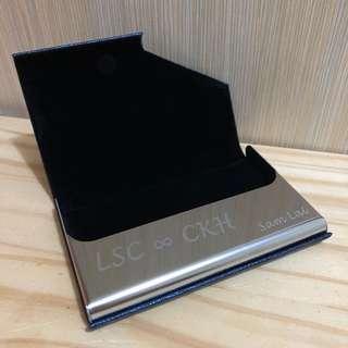 刻字卡片盒