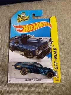 Hot Wheels 1971 Chevy Custom EI Camino Treasure Hunt