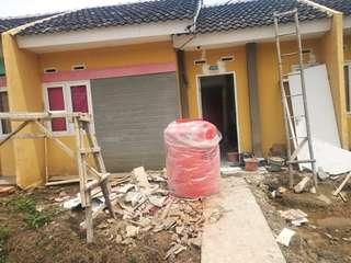 Dikontrakin rumah baru renovasi cikarang