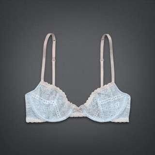 Gilly Hicks Pretty Lace Unlined Bra