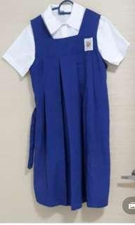 CHIJ St Nicholas Girls School Pinafore Size 38