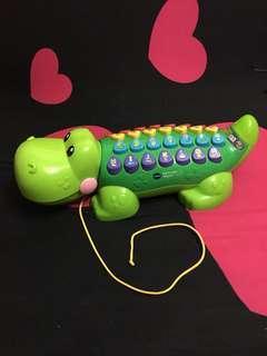Vtech ABC 鱷魚